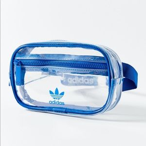 Adidas clear Fanny  Pack